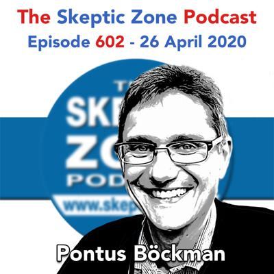 Cover art for The Skeptic Zone #602 - 26.April.2020