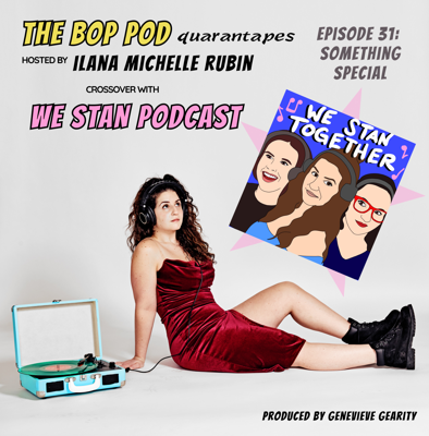 Cover art for Special Episode: Crossover w/ the We Stan Podcast
