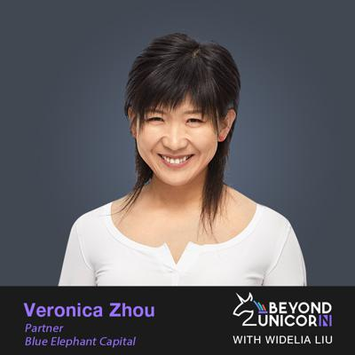 Cover art for [Investor Talk] EdTech investing in China with Veronica Zhou from Blue Elephant Capital