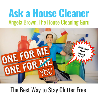 Cover art for Declutter Your Closet - One for Me