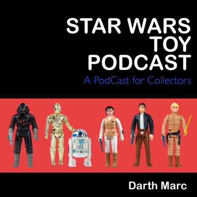 The Star Wars Toy Podcast I mainly talk about vintage but keep you up to date on modern too. Reviews, discussions and interviews on Star Wars collecting. Email me:mailto:blueharvesttoys@gmail.com?subject=%20Listener%20Email&body=Dear%20Darth%20Marc,%20%20 and follow me on YouTube: https://www.youtube.com/channel/UCRhzuzySKE08oe4FHg34hGAhttps://www.patreon.com/Blueharvest