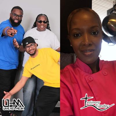 Cover art for Testimony Tuesday Radio Ep 16 with Chef Brittany Jovan