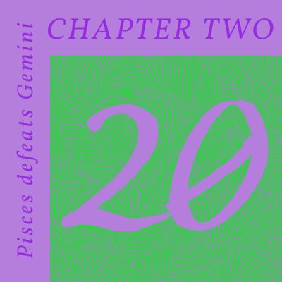Cover art for Chapter Two of Pisces
