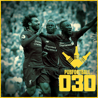 Cover art for 030: Will Klopp win the Kop the English Premier League