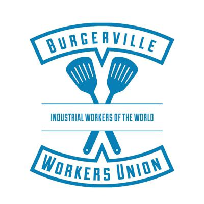Cover art for Burgerville Workers Union with Emmett and Nate