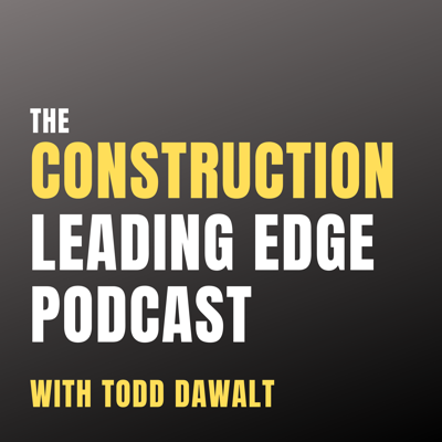 The Construction Leading Edge is a one stop shop for contracting professionals who want to be more effective entrepreneurs and leaders.  Business owners, managers, project executives, project managers, and field leaders will all benefit from the interviews, resources, tools, and tips offered.