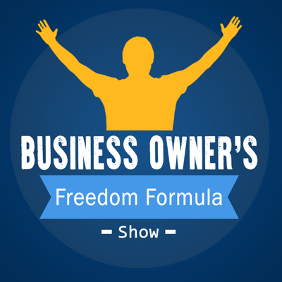 The Business Owner's Freedom Formula Show is for YOU, the small business owner. Paul Maskill shares with you actionable advice, tips and techniques on how to go from Business Operator to Business Owner and CEO.  Every Monday, Paul Maskill chats with inspiring entrepreneurs and digs into their highs, lows and everything in between of their business building journey to learn about how they've been able to achieve ultimate freedom.  Every Thursday, Paul shares with you a business tip, advice or strategy that you can implement immediately to help you get one step closer to achieving your ultimate freedom.  It's all about switching from working IN your business to working ON your business...so you can achieve the freedom and income you sought when you started your business.  Nicole Holland, Aaron Walker, Rock Thomas, Courtney Foster-Donahue, Jesse Cole and David Osborn are just a few of the great guests that Paul has had the opportunity to interview, learn from and share their story with business owners all around the world.  This show was created for YOU, the small business owner looking to finally break free from your business so you can finally automate your business so you can leverage your business to build a life that you love.  If you're looking for straight-to-the point, no fluff insight  then this show is for you.