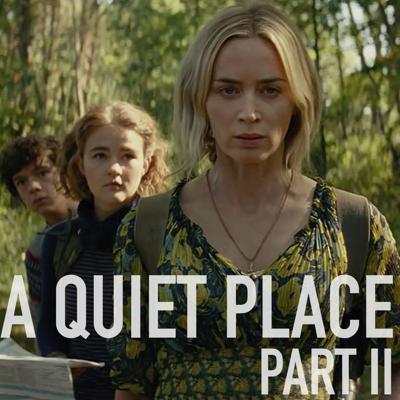 Cover art for A Quiet Place Part II
