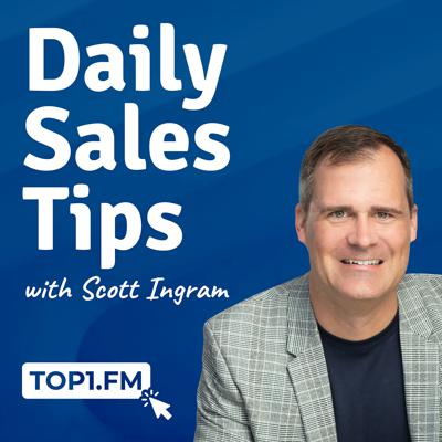 A podcast for B2B sales professionals featuring a new tip everyday, 7 days a week. All tips will be 5-10 minutes or less so that you can binge through a week's worth of tips in less than an hour.