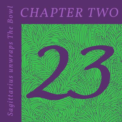 Cover art for Chapter Two of Sagittarius