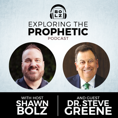 Cover art for Exploring the Prophetic with Dr. Steve Greene (Season 3, Ep. 37)