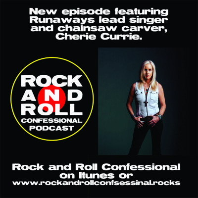 Cover art for Runaways lead singer Cherie Currie chats with us about her new album Blvds of Splendor