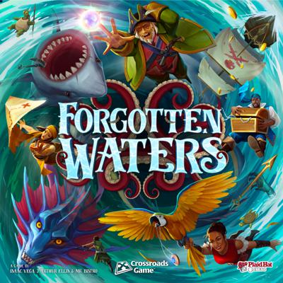 Cover art for Episode 04 - Forgotten Waters Voice Over Chat