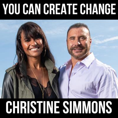 Cover art for You Can Create Change w/ Christine Simmons