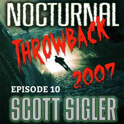 Cover art for NOCTURNAL Throwback Episode #10