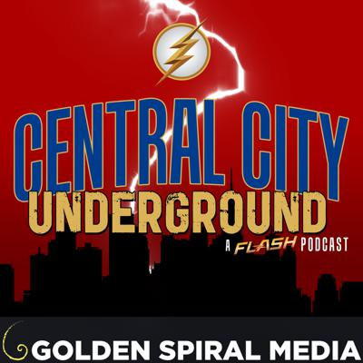 Central City Underground is a fan podcast about The Flash on CW.  We discuss each week's episode, theorize on what might happen next, and share listener feedback out each episode.  Send your feedback about each episode of the Flash by calling 304-837-2278 or visiting www.goldenspiralmedia.com/feedback.