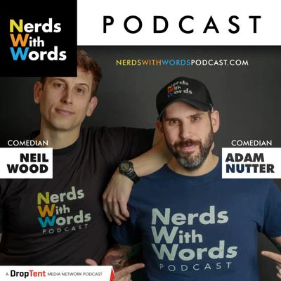 A comedy podcast! Hosted by comedians Adam Nutter and Neil Wood. All of fandom and nerdom have let up to this podcast. You will witness Adam Nutter, an all around nerds nerd. Producer Evan, a mild-manner tech guy with a deep love of video games and 90's nostalgia. Then, there is Neil, he doesn't know anything really and gets-off on Nerds explaining things to him. That's right, the phrase,