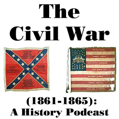 A history podcast in which Rich & Tracy weave together a chronological narrative of the Civil War era. Visit us at www.civilwarpodcast.org