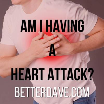 Cover art for Am I Having a Heart Attack?