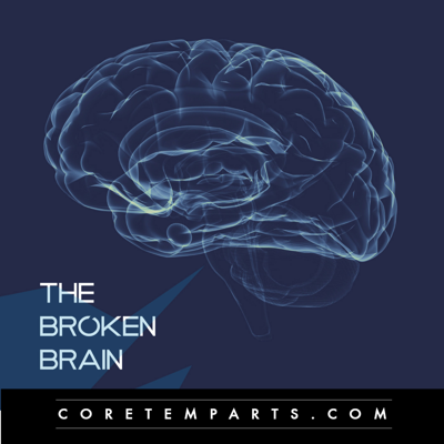 A Psychology & Psychotherapy podcast. Get a therapist's perspective  on a variety of topics, some silly and some self-helpy. the Broken Brain is an organized panel discussion, an hour (ish) of therapeutic POV for you.