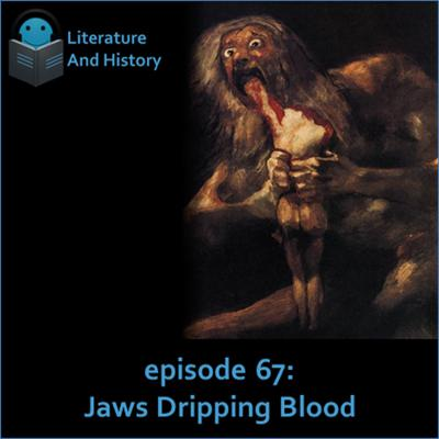 Cover art for Episode 67: Jaws Dripping Blood (Seneca's Thyestes)