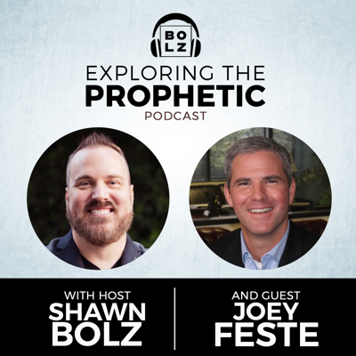 Cover art for Exploring the Prophetic with Joey Feste (Season 3, Ep. 39)