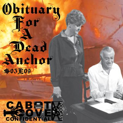 Cover art for S03E09 - Obituary For A Dead Anchor