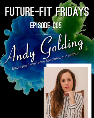 Cover art for Episode 005: Work Should NOT Suck with Andy Golding