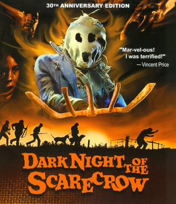 Cover art for #270 – Dark Night of the Scarecrow (1981)
