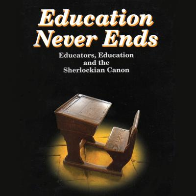 Cover art for Education Never Ends