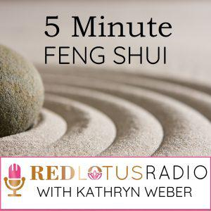 Cover art for Episode 83:  5 Feng Shui Power Cures