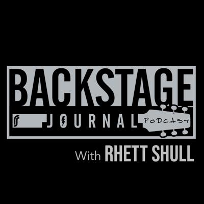 Backstage Journal Podcast with Rhett Shull