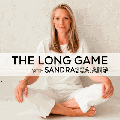 The Long Game Podcast with Sandra Scaiano