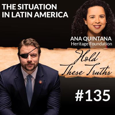 Cover art for The Situation in Latin America, with Ana Quintana