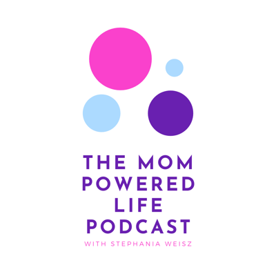 Welcome to the Mompowered Life podcast! Stephania is mom of two with one on the way, a wife, registered nurse and health and fitness coach. She went from being overwhelmed and in a constant state of mom guilt to feeling empowered and full of life. This is the show to learn from Stephania and other successful moms on how to drop the guilt and be the mom and the woman that you've always wanted to be. Two new episodes each week! For more content check out www.StephaniaWeisz.com. Please make sure to share the episodes that you love and leave us a review!
