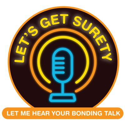 If you have ever gone to a school or a park, attended a large sporting event, rode on a bus, driven on a highway, bought imported goods, or sent a wire transfer, you have been protected by the surety product. On the second and fourth Tuesday of each month Kat Shamapande, the host of Let's Get Surety will be joined by fun co-hosts and exciting and engaging guests who will share their stories, insights, and expertise on the world of surety and how it affects our everyday lives! If you are interested in learning more about surety and surety bonds, this is the podcast for you!