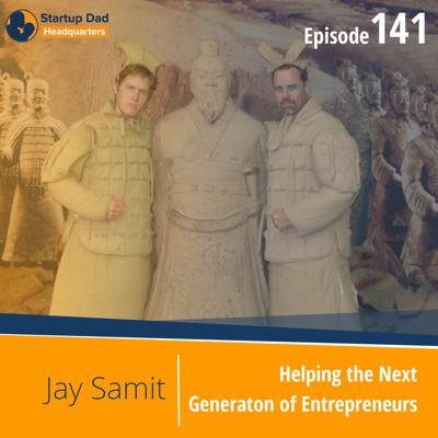 Cover art for Helping the Next Generaton of Entrepreneurs   Jay Samit   Episode 141