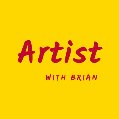 Artist with Brian