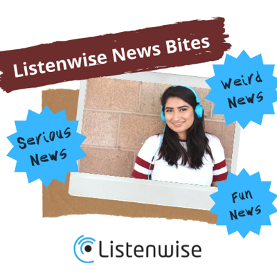 Cover art for Listenwise News Bites Promo