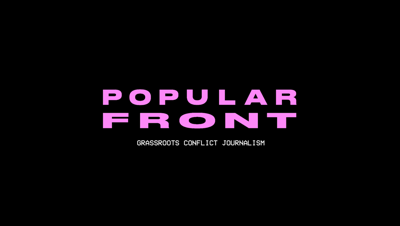 Popular Front is an independent podcast that focuses on the niche details of modern warfare and under-reported conflict.   If you want to know how suicide car bombs are built, which paramilitary factions are operating where, or what volunteer militias are fighting for, this podcast is for you. It's detailed, uncensored, and free from industry elitism.   See more at www.popularfront.co
