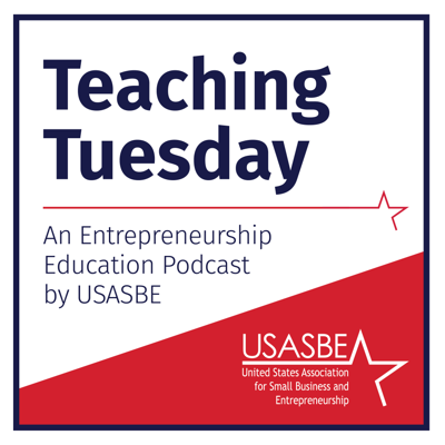 Cover art for Ep 5: Entrepreneurship as a Creative Act and what Business Students Can Learn from the Arts with Jim Hart