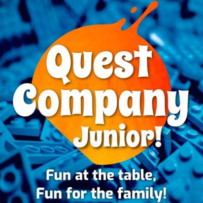 The Quest Company is a group of storytellers playing through our own original adventures on this actual-play RPG podcast! Join us as we introduce you to new games and explore worlds full of fun and creativity!  Fun at the table, fun for the family. Join The Quest Company today!