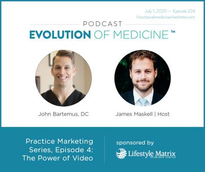 Cover art for Practice Marketing Series, Episode 4: The Power of Video