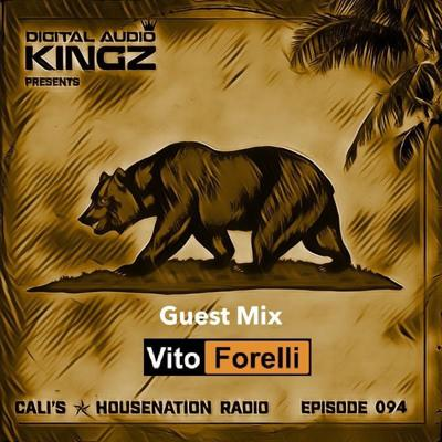 Cover art for Vito Foreli Guest Mix on Ep 094