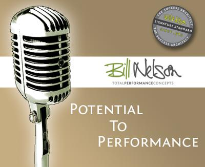 Bill Nelson: Potential To Performance