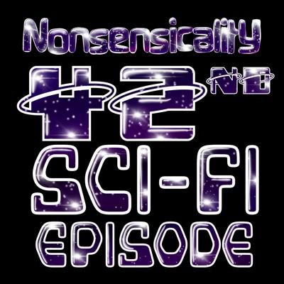 Cover art for 42nd Sci-Fi Episode!