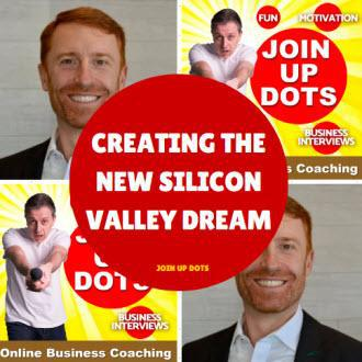 Cover art for Building The New Silicon Valley Dream