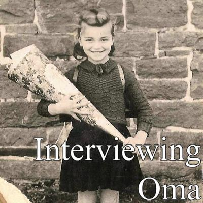 Interviewing Oma