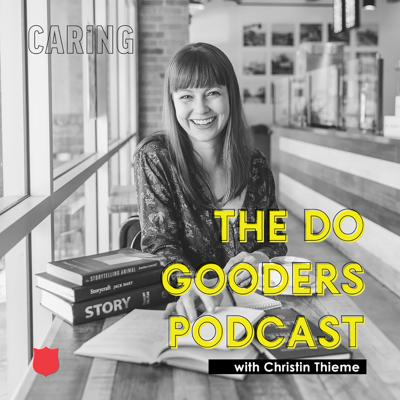 Life is busy, but you can do good right where you are, and The Do Gooders Podcast is here to help. Join Christin Thieme, editor of The Salvation Army's Caring Magazine, as she interviews guests each week for ideas to make an impact-from what it means to do good, to where to discover joy, what it is really like to be homeless or how to raise kind kids. If you want to be inspired and find tangible tips for simple actions you can take for good, this is the podcast for you.