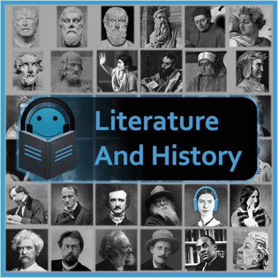 This podcast is an introduction to Anglophone literature, from ancient times to the present, done by a Ph.D. with lots of books and musical instruments. A typical episode offers a summary of a work, or part of a work of literature, followed by some historical analysis. The episodes include original music, some comedy songs, and goofy jokes. You can listen to the shows in any order, although from time to time, episodes will make brief mention of previous or upcoming ones.